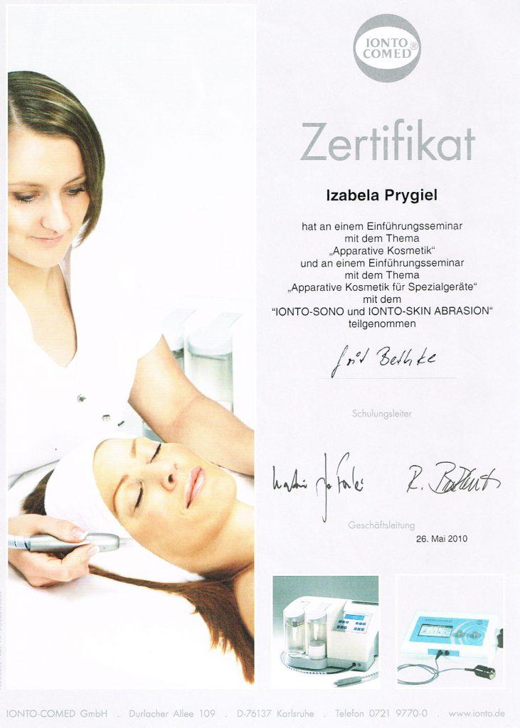 Diplom Apparative Kosmetik